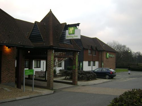 the holiday inn
