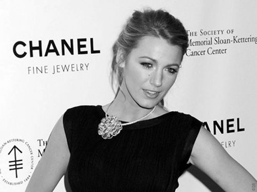 Blake Lively Single on Blake Lively Chanel 1