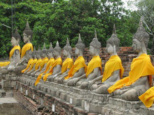 Ayutthaya temple Wat Chai Mongkhon 27