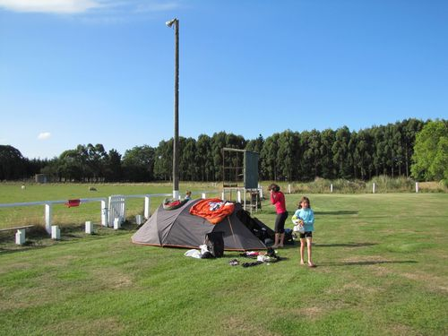 Saint Andrews camping