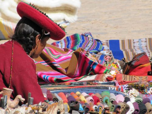 Costume traditionnel de Chinchero