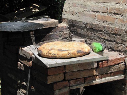 El Quisco la tortilla cuite