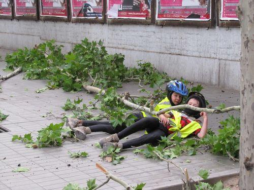 Mendoza après la tempête 2