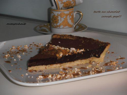 tarte choco 3