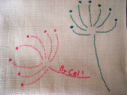 broderie by cel