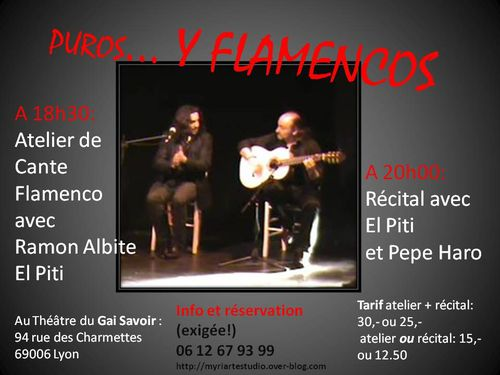 cartel recital