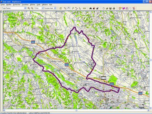 2012-12-29-Itineraire-MapSource-Artix-Mazeroles.JPG