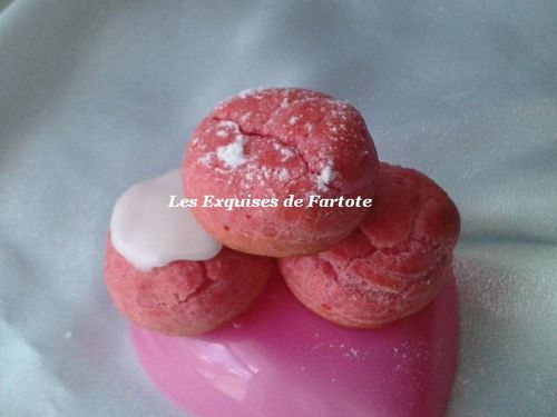 choux roses