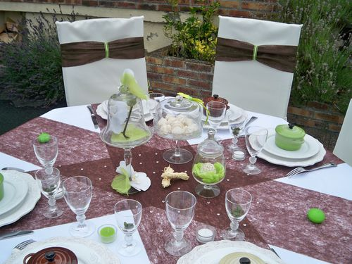 Table un diner au jardin 044