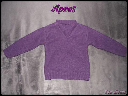 pull violet apres