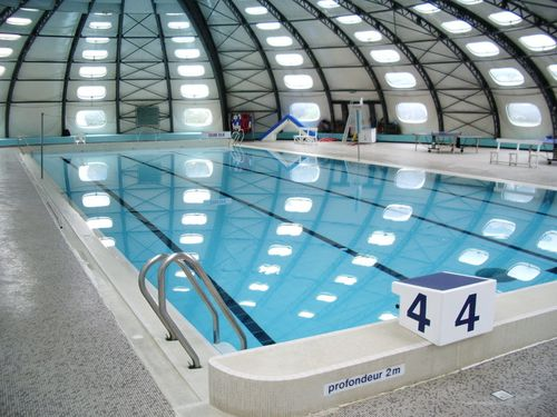 Photos de piscines municipales epinal 88000 for Piscine epinal