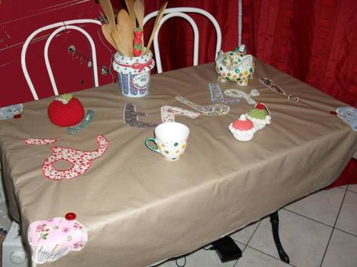 nappe table PhotoRedukto