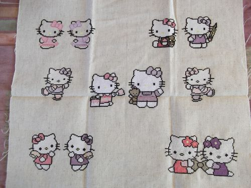 Hello Kitty fini