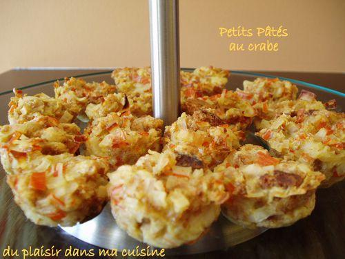 petits pâtés au crabe (1)