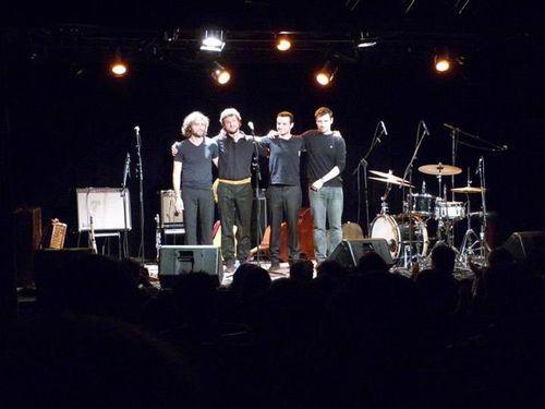 groupe DAG concert Lyon
