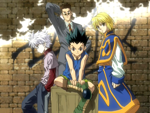 Hunter X Hunter Episodes 01 à 10 VOSTFR