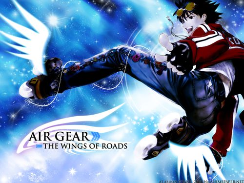 Air Gear Vostfr