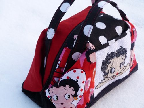 Betty Boop valisette A2