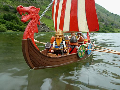viking playmobil a
