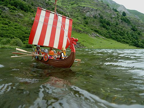 viking playmobil c