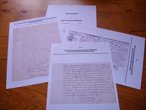 Genealogie FamilialeDSC08082