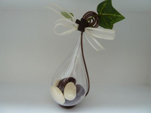 Communion th me nature cr ations et gourmandises for Idee deco 1ere communion