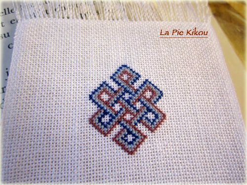 Marque-page Celtic Knot