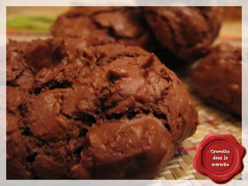 Outrageous Chocolate Cookies2