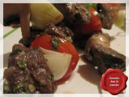 Brochettes façon Chiche Kebab3