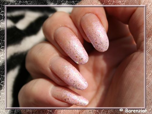 rose paillettes 012