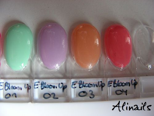 Essence Bloom me up! swatches