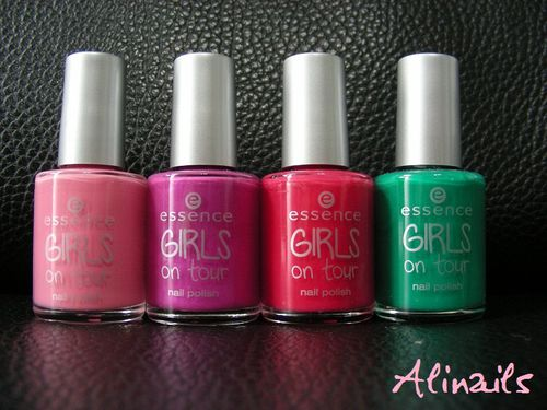 Essence, trend edition, Girl in Tour