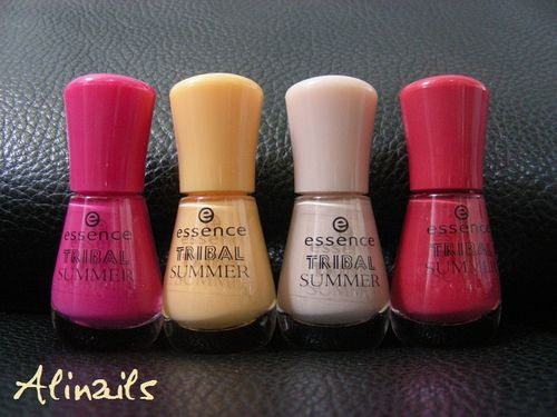 Essence, trend edition, Tribal Summer vernis