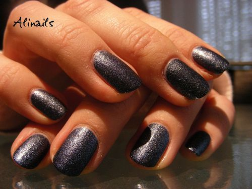 Essence Nail Effect 07 Jeans
