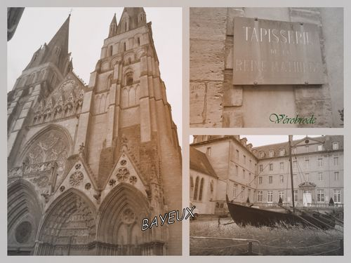 montage bayeux