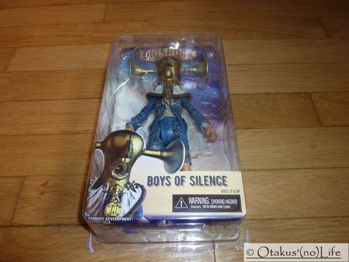 Figurine Bioshock Infinite - Boys of Silence