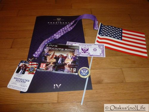 Press Kit Saints Row IV