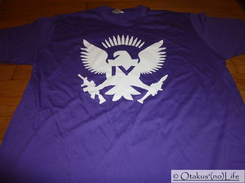 T-Shirt Saints Row IV
