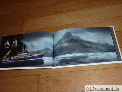 Tomb Raider Artbook (2)