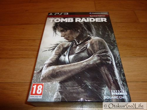Tomb Raider Edition Suivival