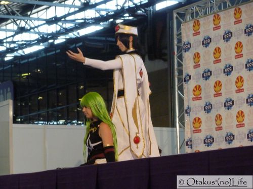 Japan Expo 2013 - Cosplay Code Geass