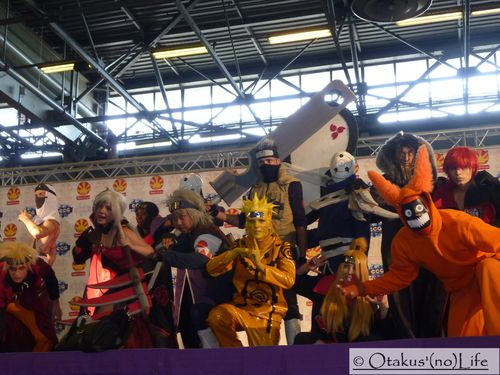Japan Expo 2013 - Cosplay Naruto
