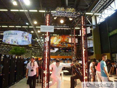 Japan Expo 2013 - Bandai Namco