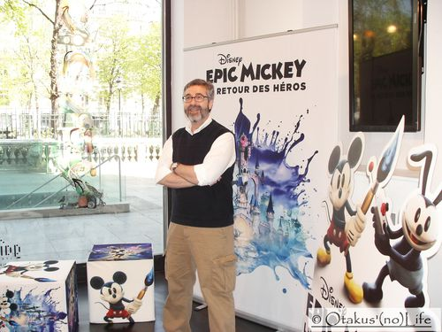 Warren Spector Epic Mickey