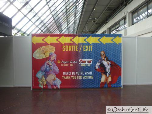 Sortie Japan Expo