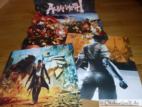 Paris Games Week 2012 - Goodies Capcom