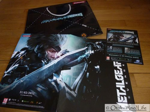 Paris Games Week 2012 - Goodies Konami