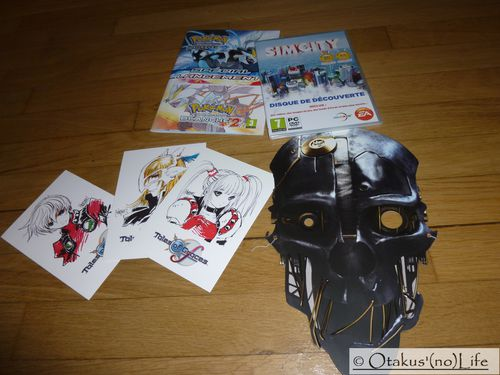 Paris Games Week 2012 - Goodies