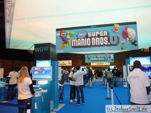 Paris Games Week 2012 - Stand Nintendo (2)