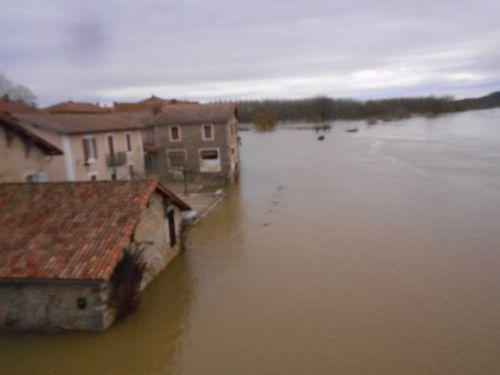 Adour Saubusse Inondations 02 2014 01